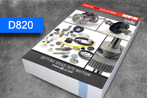D820 Master Catalog of Inch Automation & Drive Components