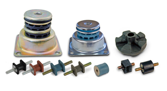 Vibration and Shock Mounts