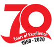 celebrating 70 years of excellence