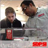 SDP/SI Attends MAM Engineering Career Day