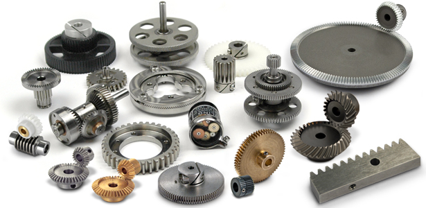 Custom Ring And Pinion Gears
